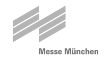 Logo der Messe München